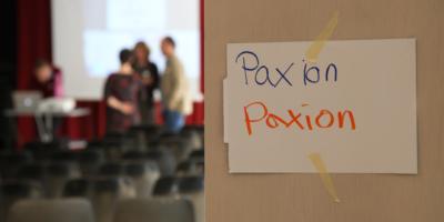 Paxion Lancement